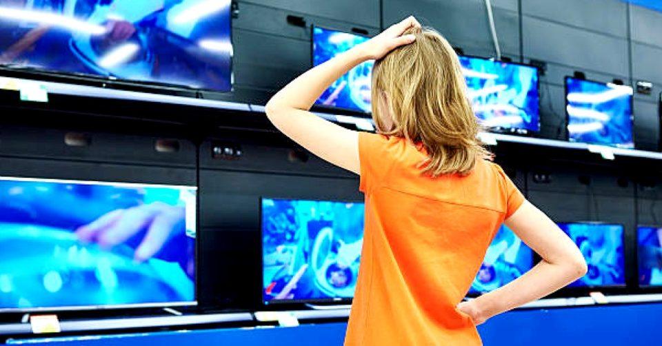 Tv caratteristiche